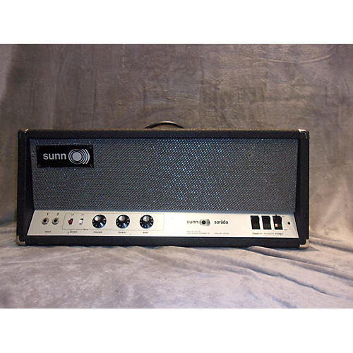 Sunn SORADO Tube Guitar Amp Head-thumbnail