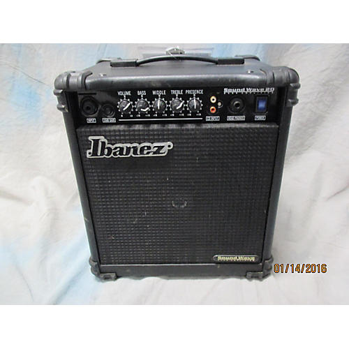 Ibanez SOUNDWAVE SW20 Bass Combo Amp