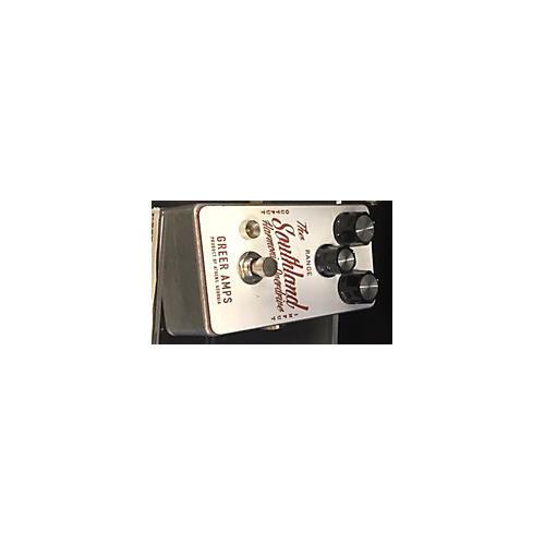 Greer Amplification SOUTHLAND HARMONIC OD Effect Pedal-thumbnail