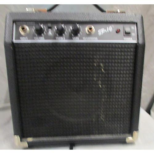 Fender SP-10 Bass Combo Amp