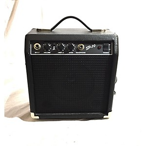 Pre-owned Fender SP-10 Battery Powered Amp by Fender