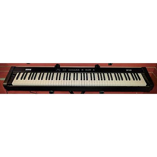 used korg sp 100 keyboard workstation guitar center. Black Bedroom Furniture Sets. Home Design Ideas