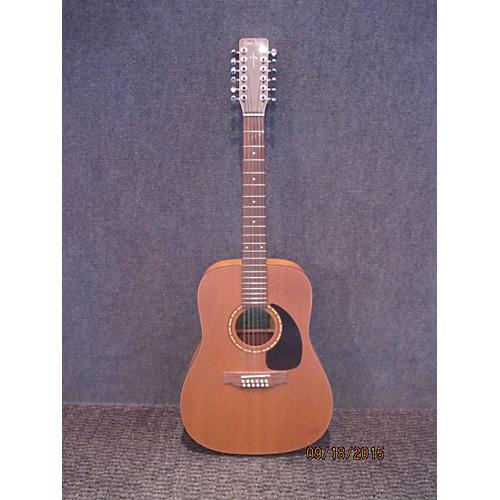 Simon & Patrick S&P 12 Cedar 12 String Acoustic Guitar-thumbnail
