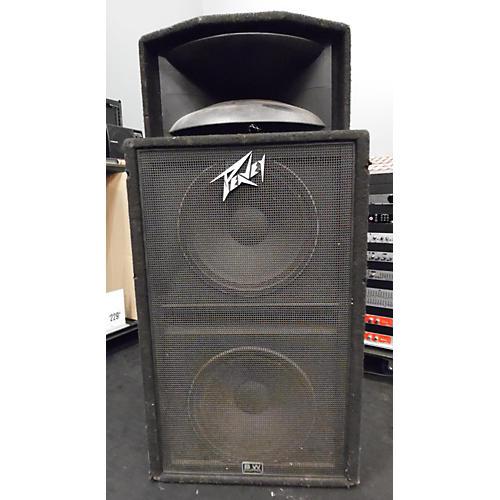 Peavey SP-4 600W 2X15 BLACK WIDOW Unpowered Speaker-thumbnail