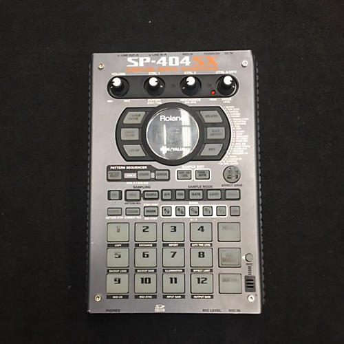 Roland SP-404XS Linear Wave Sampling Drum MIDI Controller