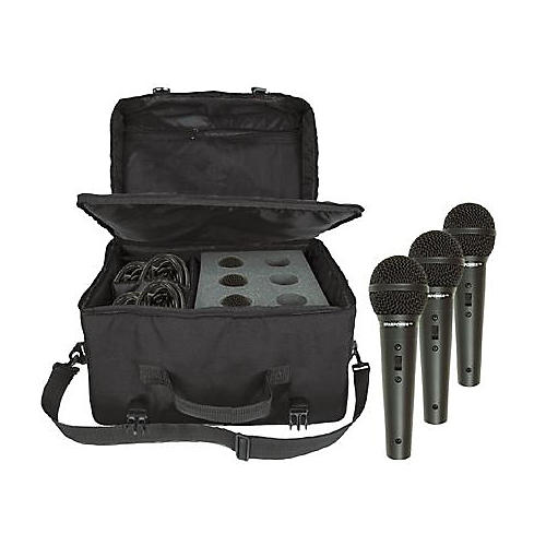Nady SP-4C Mic 6-Pack with Bag-thumbnail