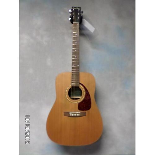 Simon & Patrick S&P 6 MAHOGANY CEDAR Acoustic Guitar