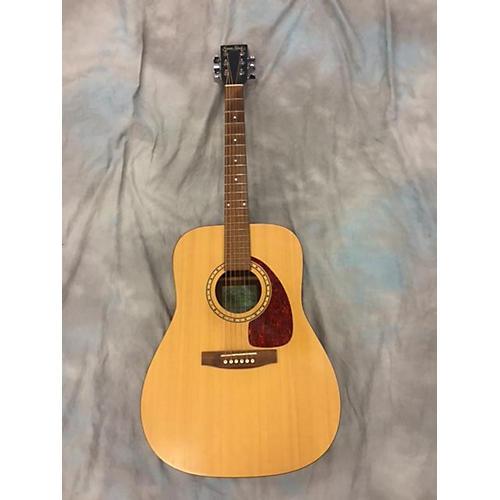 Simon & Patrick S&P 6 Mahogany Spruce Acoustic Guitar-thumbnail
