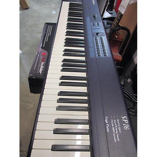Kurzweil SP 76 Keyboard Workstation-thumbnail