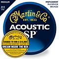 Martin SP 92/8 Medium (13-56) Gauge Acoustic Guitar Strings with Dream Inside the Box Game Piece-thumbnail