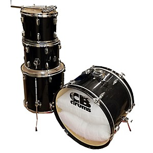 Pre-owned CB Percussion SP Series 4 Piece Drum Kit by CB Percussion