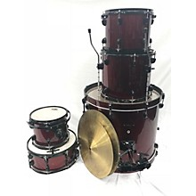 Sound Percussion Labs SP WINE RED DRUM KIT Drum Kit