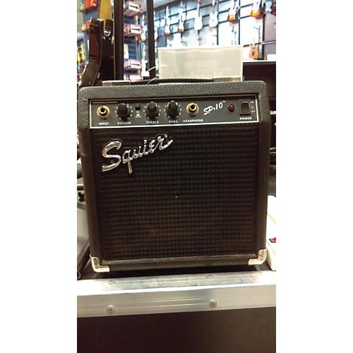 Used Squier Sp10 1x5 10w Guitar Combo Amp