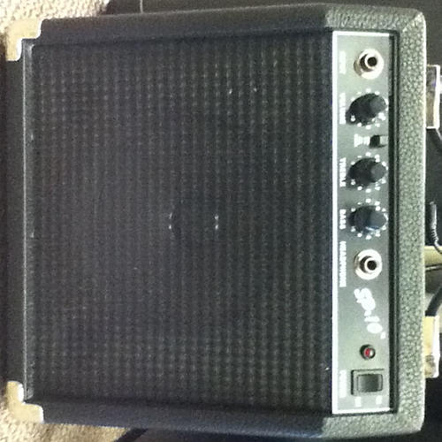 Fender SP10 Black Guitar Combo Amp Black