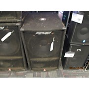 Peavey SP118X Unpowered Subwoofer