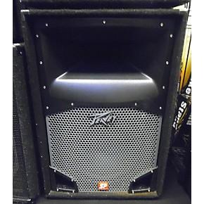 used peavey sp2 15 black widow unpowered speaker guitar center. Black Bedroom Furniture Sets. Home Design Ideas