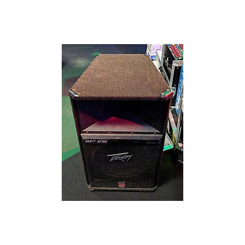 used peavey sp2 pair unpowered speaker guitar center. Black Bedroom Furniture Sets. Home Design Ideas
