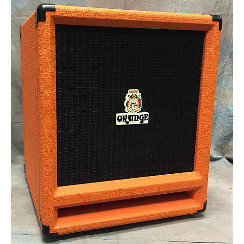 Orange Amplifiers SP212 600W 8Ohm 2x12 Bass Cabinet-thumbnail