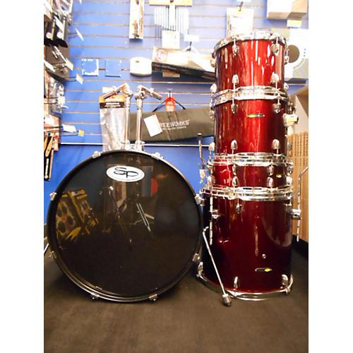 SPL SP5AWR 5 PC Drum Kit-thumbnail