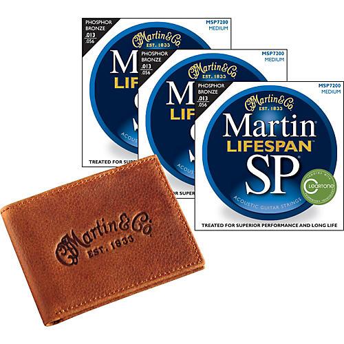 Martin SP7200 Lifespan Medium 3-Pack with Martin Wallet-thumbnail