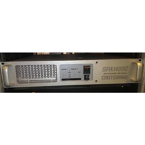 Crate SPA1400C Power Amp-thumbnail