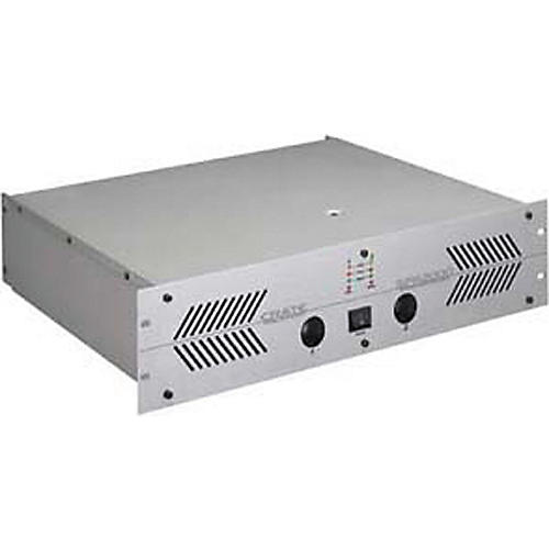 Crate SPA2000 2200W Power Amp Factory