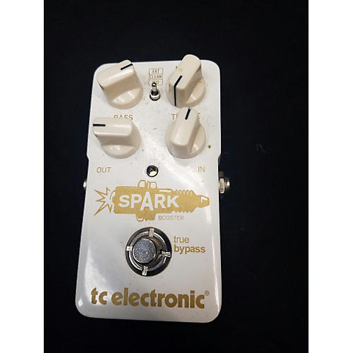 TC Electronic SPARK BOOST Effect Pedal-thumbnail