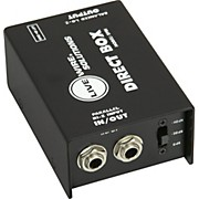 Live Wire Solutions SPDI Passive Direct Box with Attenuation Pad