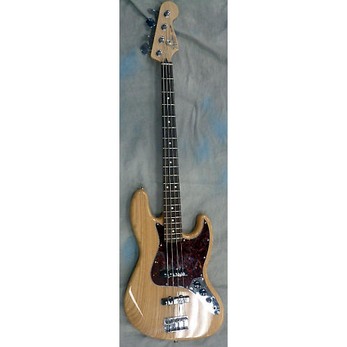 Fender SPECIAL EDITION DELUXE ASH JAZZ BASS Electric Bass Guitar-thumbnail