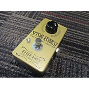 Greer Amplification SPECIAL REQUEST Effect Pedal