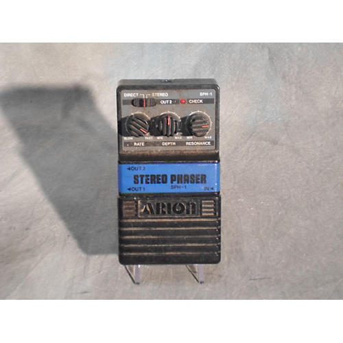 Arion SPH-1 Stereo Phaser Effect Pedal