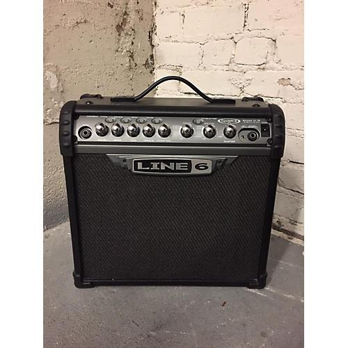 Line 6 SPIDER 3 15W Guitar Combo Amp-thumbnail