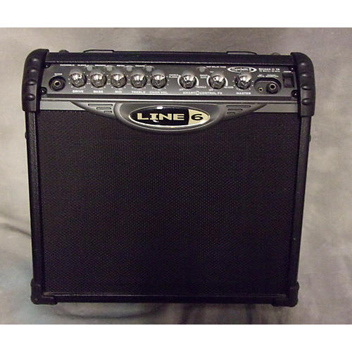Line 6 SPIDER II 15 1X8 15W Guitar Combo Amp