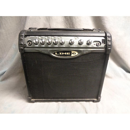 Line 6 SPIDER II 15W Guitar Combo Amp-thumbnail