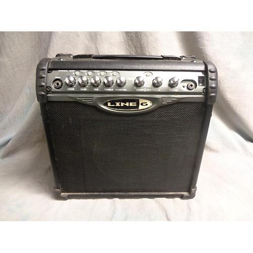 Line 6 SPIDER II 15W Guitar Combo Amp