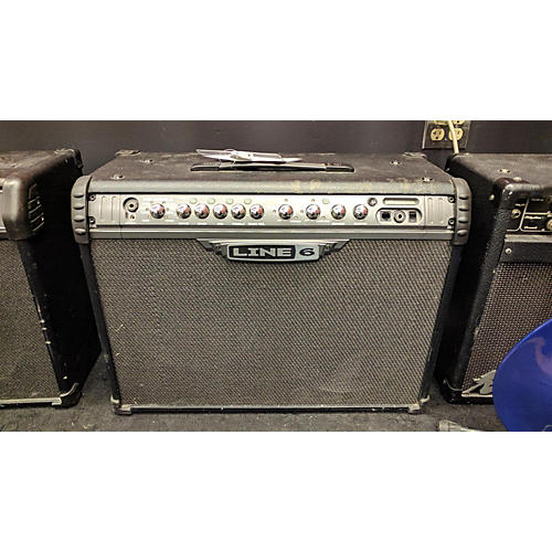 Line 6 SPIDERIII 120 Guitar Combo Amp