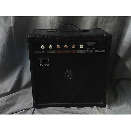 Roland SPIRIT 25A Guitar Combo Amp-thumbnail