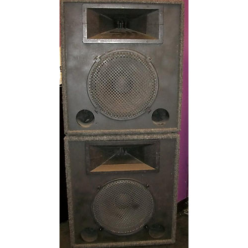 Sunn SPL1225 (Pair) Unpowered Speaker
