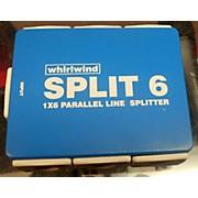 Whirlwind SPLIT 6 Line Mixer