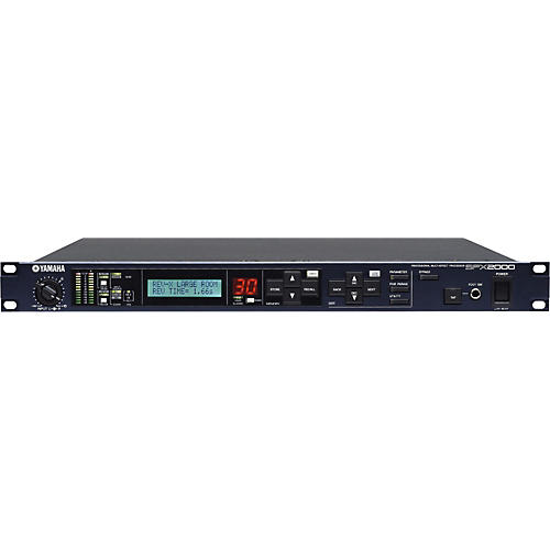 Yamaha SPX2000 Digital Effects Processor-thumbnail