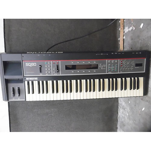 Ensoniq SQ-80 Synthesizer-thumbnail