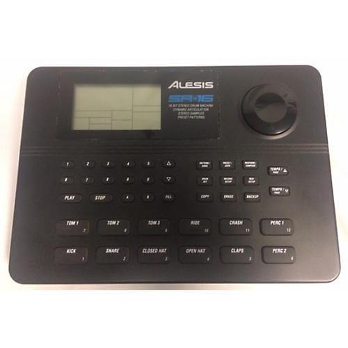 Alesis SR-16 Drum Machine-thumbnail