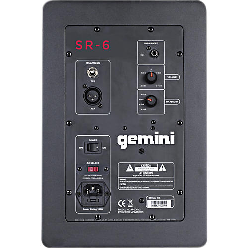 Gemini SR-6 6