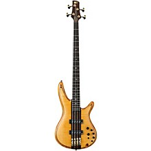 Ibanez SR1400TE 4-String Electric Bass Guitar Level 1 Flat Vintage Natural