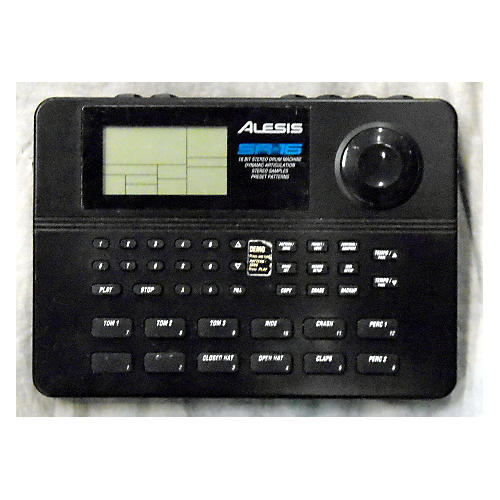 Alesis SR16 Drum Machine-thumbnail