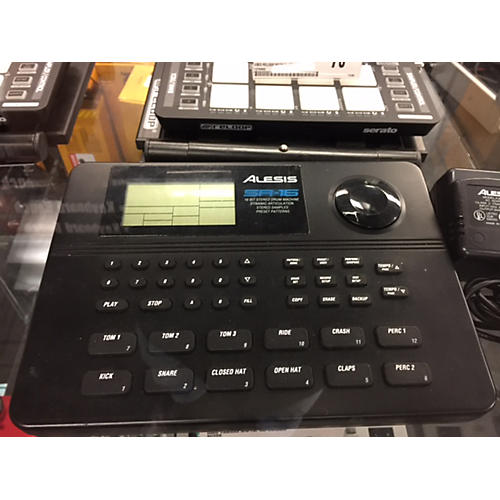 Alesis SR16 Drum Machine-thumbnail