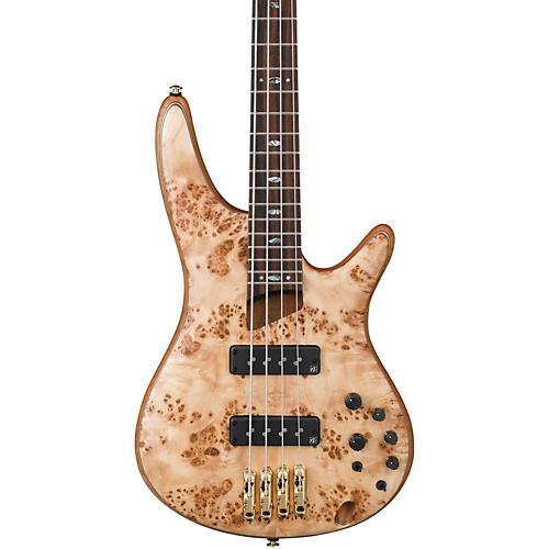 Ibanez SR1600E Premium 4-String Bass Flat Natural