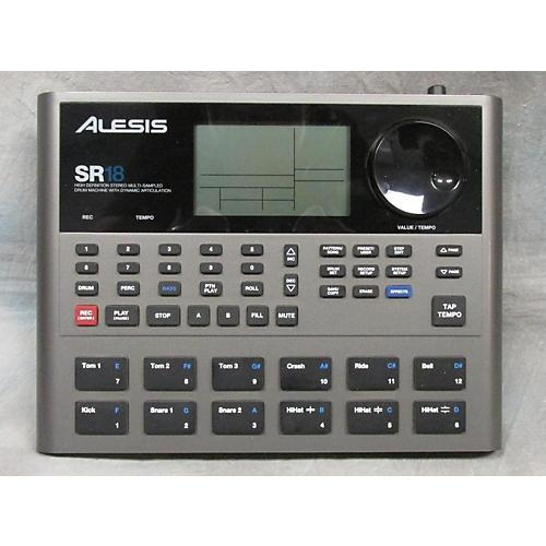 Alesis SR18 Drum Machine-thumbnail