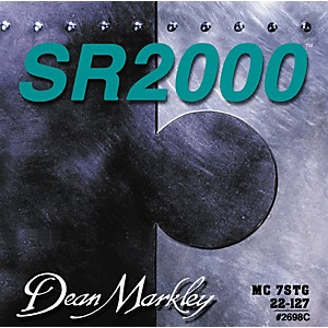Dean Markley SR2000 7 String Bass Strings by Dean Markley