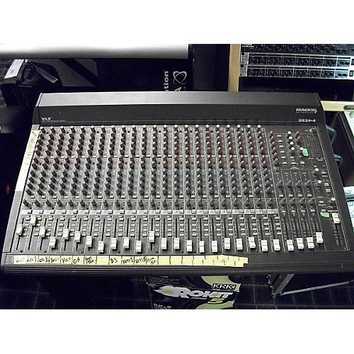 Mackie SR244 Unpowered Mixer-thumbnail